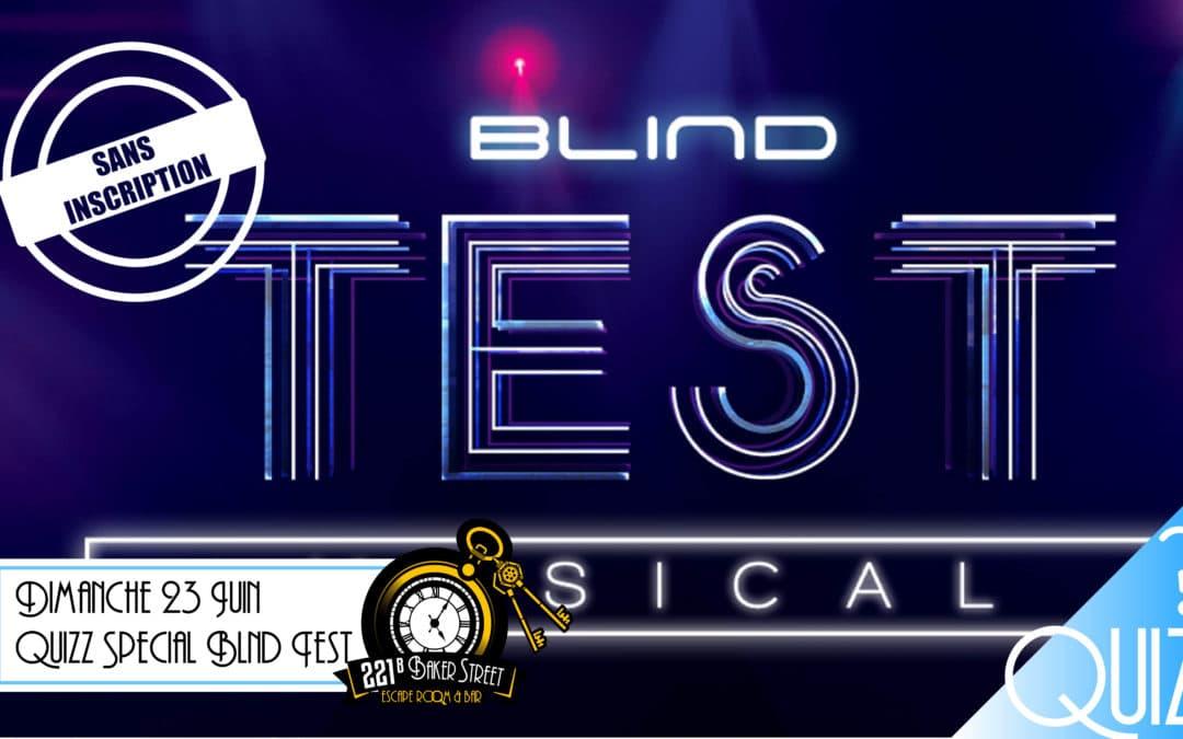 Quizz: Spécial Blindtest