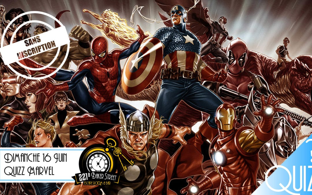 Quizz: Marvel